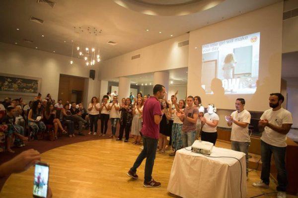 Η ηγεσία σαν συστατικό ευτυχίας (webinar εθελοντών) | Νικόλας Σμυρνάκης