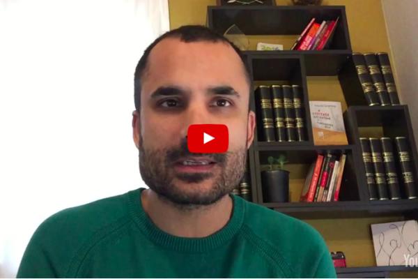 Νέος χρόνος: Το κλειδί της επιτυχίας και της ευτυχίας | Νικόλας Σμυρνάκης (video)