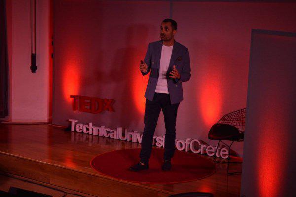 Νικόλας Σμυρνάκης | Οι άλλοι είμαστε εμείς | TEDxTechnicalUniversityofCrete (video)
