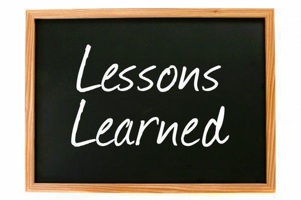Νικόλας Σμυρνάκης | 12 μαθήματα που έλαβα το 2017